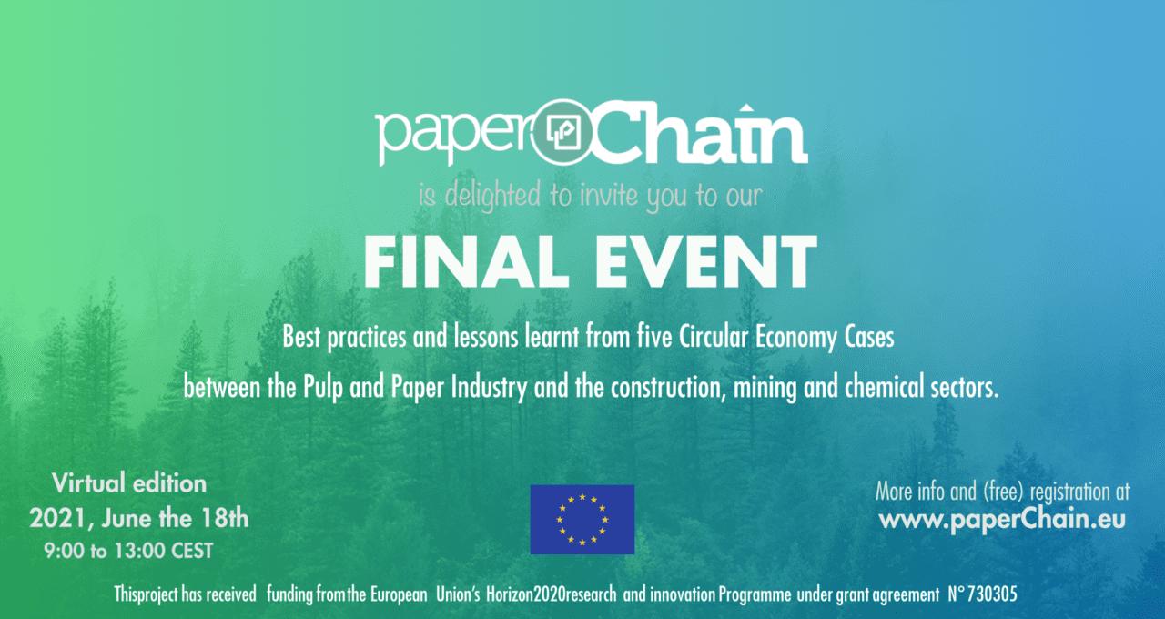 Projeto paperChain: Evento Final