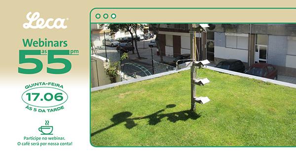 Caso prático: Cobertura Verde Leca® Portugal