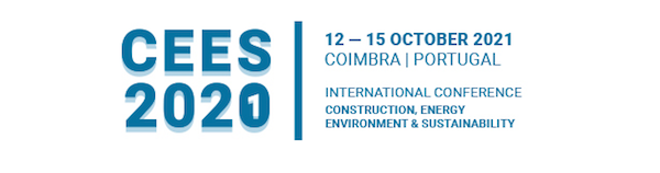 Conferência CEES 2021 - International Conference on Construction, Energy, Environment and Sustainability