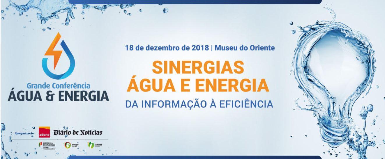 Grande Conferência Água & Energia 2018
