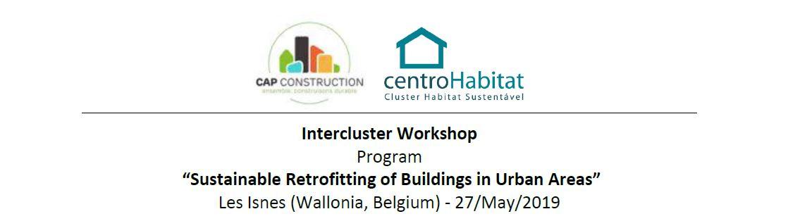 Reabilitação sustentável de edifícios em zonas urbanas