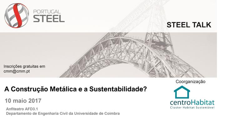 Conferência Steel Talks